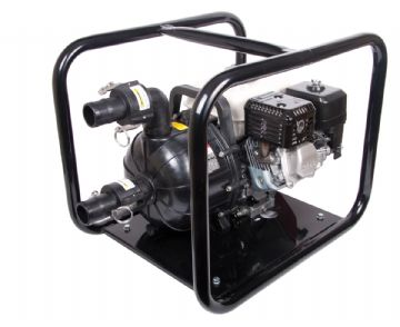 Pacer S Series Pump in Carry Frame - BUNA Part No: BU-DPF25P